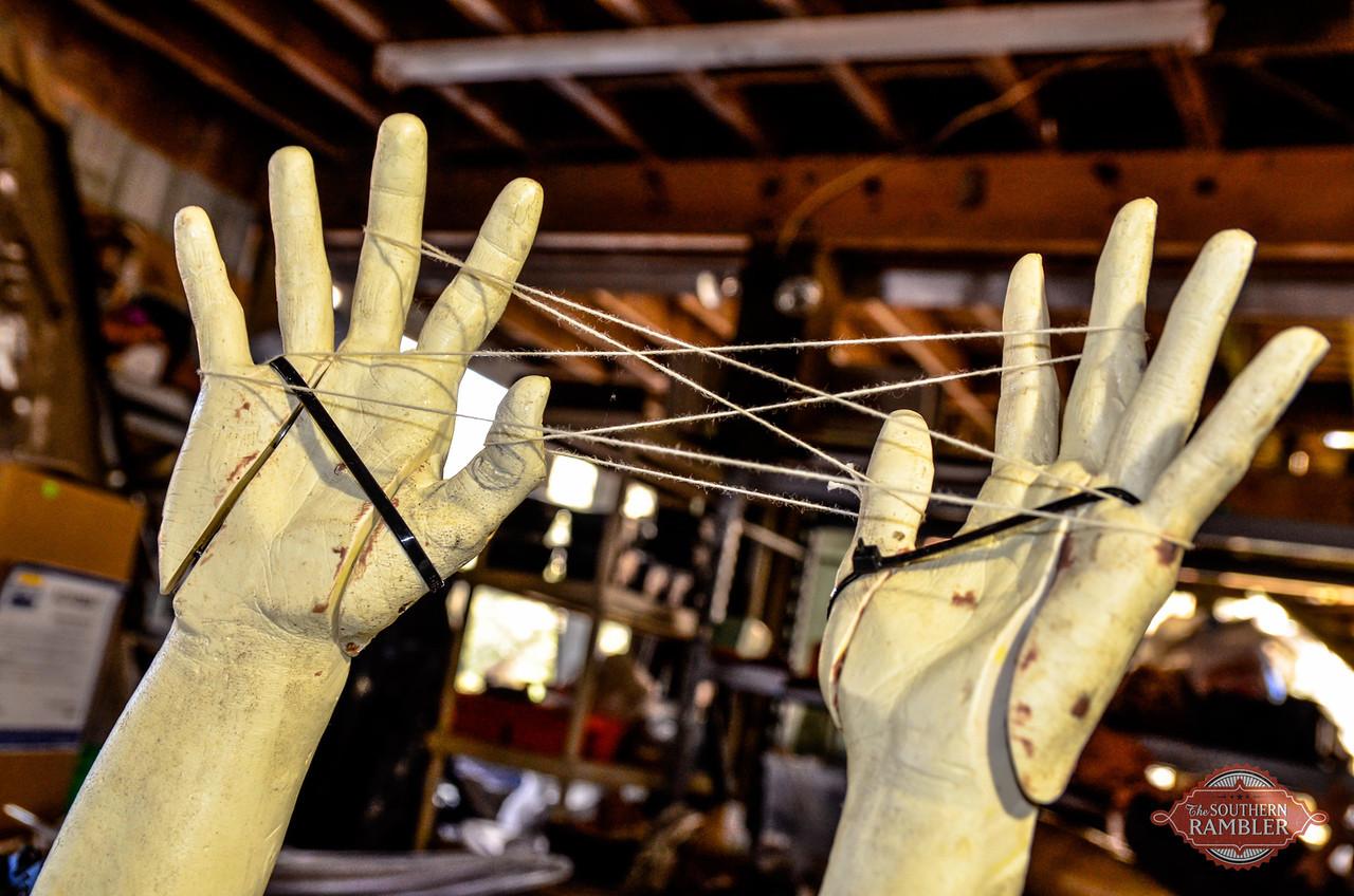 hands bruce larsen