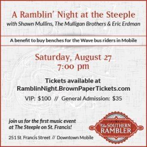 A Ramblin Night at the Steeple