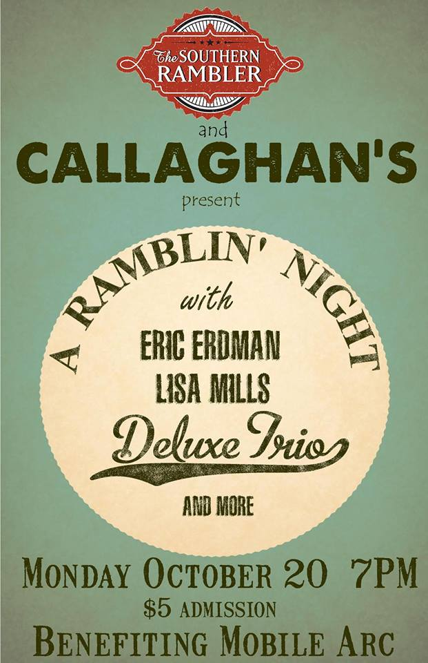 Ramblin night at Callaghan's