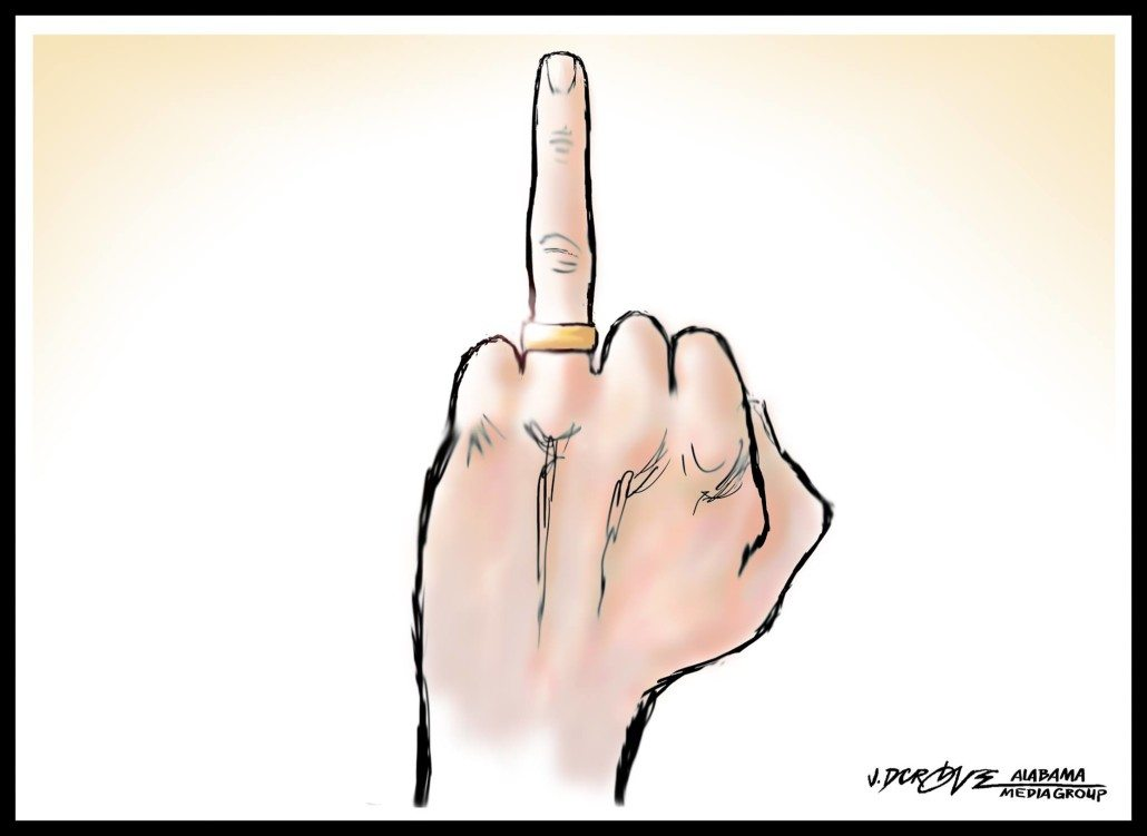JD Crowe Cartoon