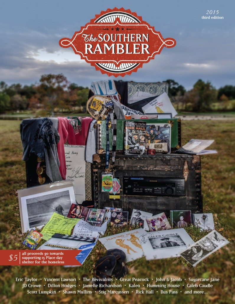 The Southern Rambler Magazine Cover