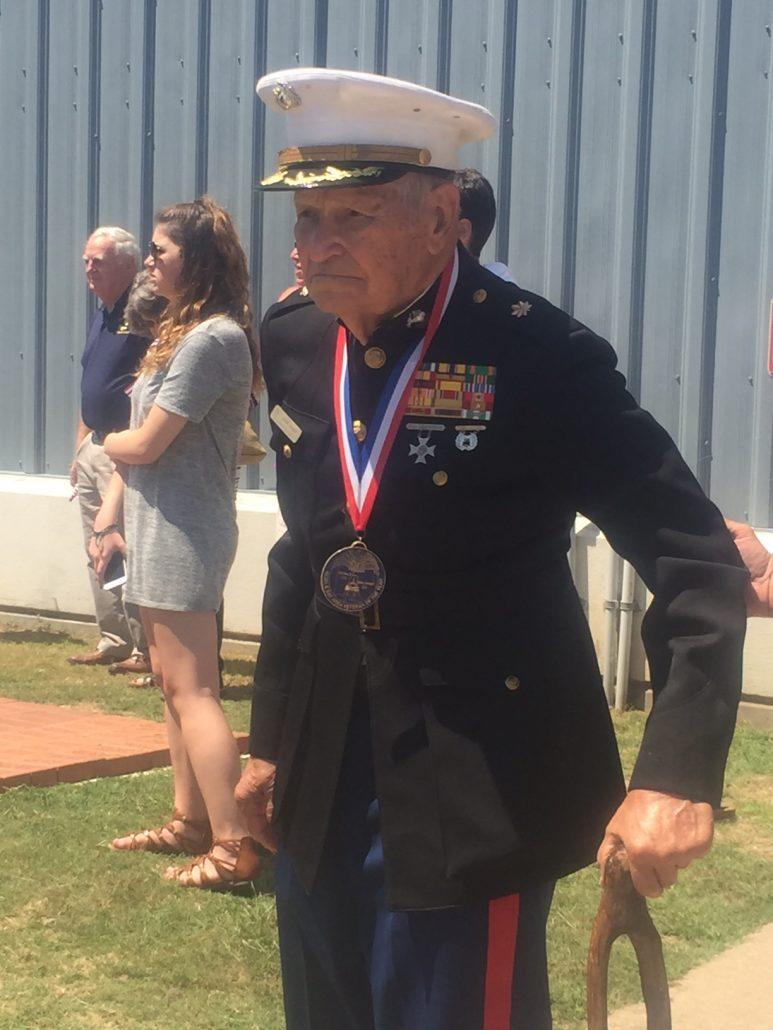 Mordecai (Mawk) Arnold, USMC