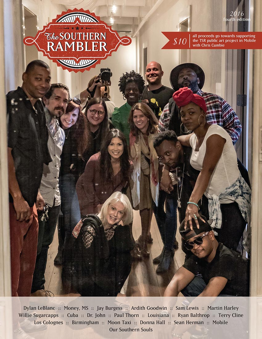 Buy The Southern Rambler Magazine