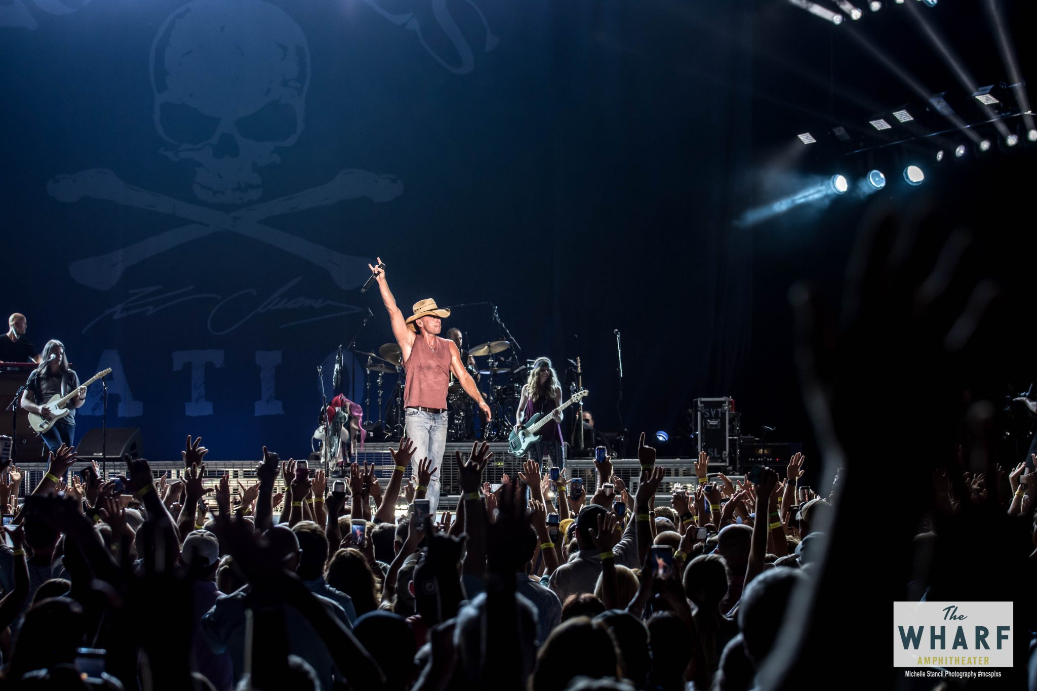 Kenny Chesney At The Wharf 8517 The Southern Rambler
