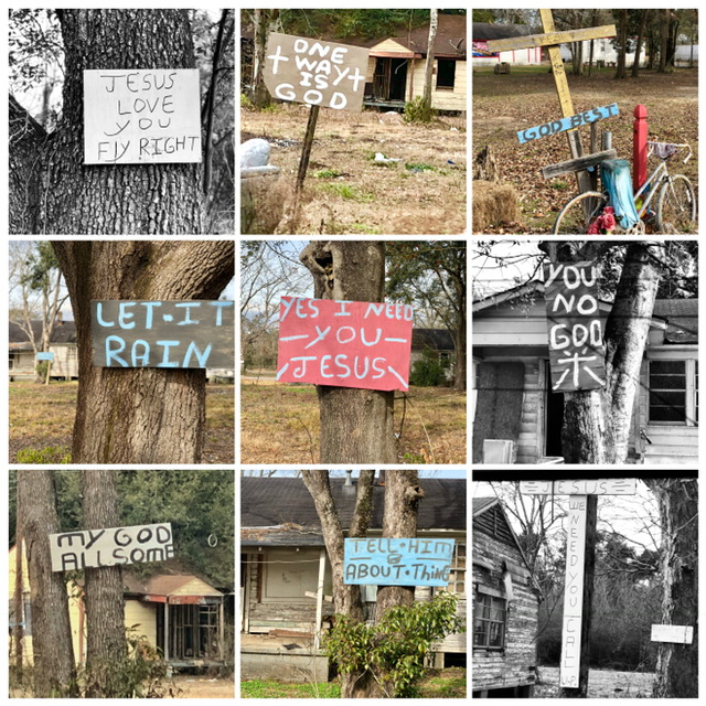 The Signs and Prayers of A Man Saved From A Fire | The