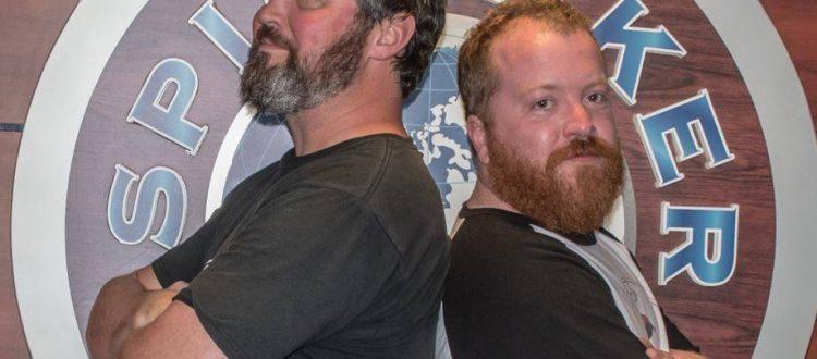 Darren Shumaker and Cain Hogsed